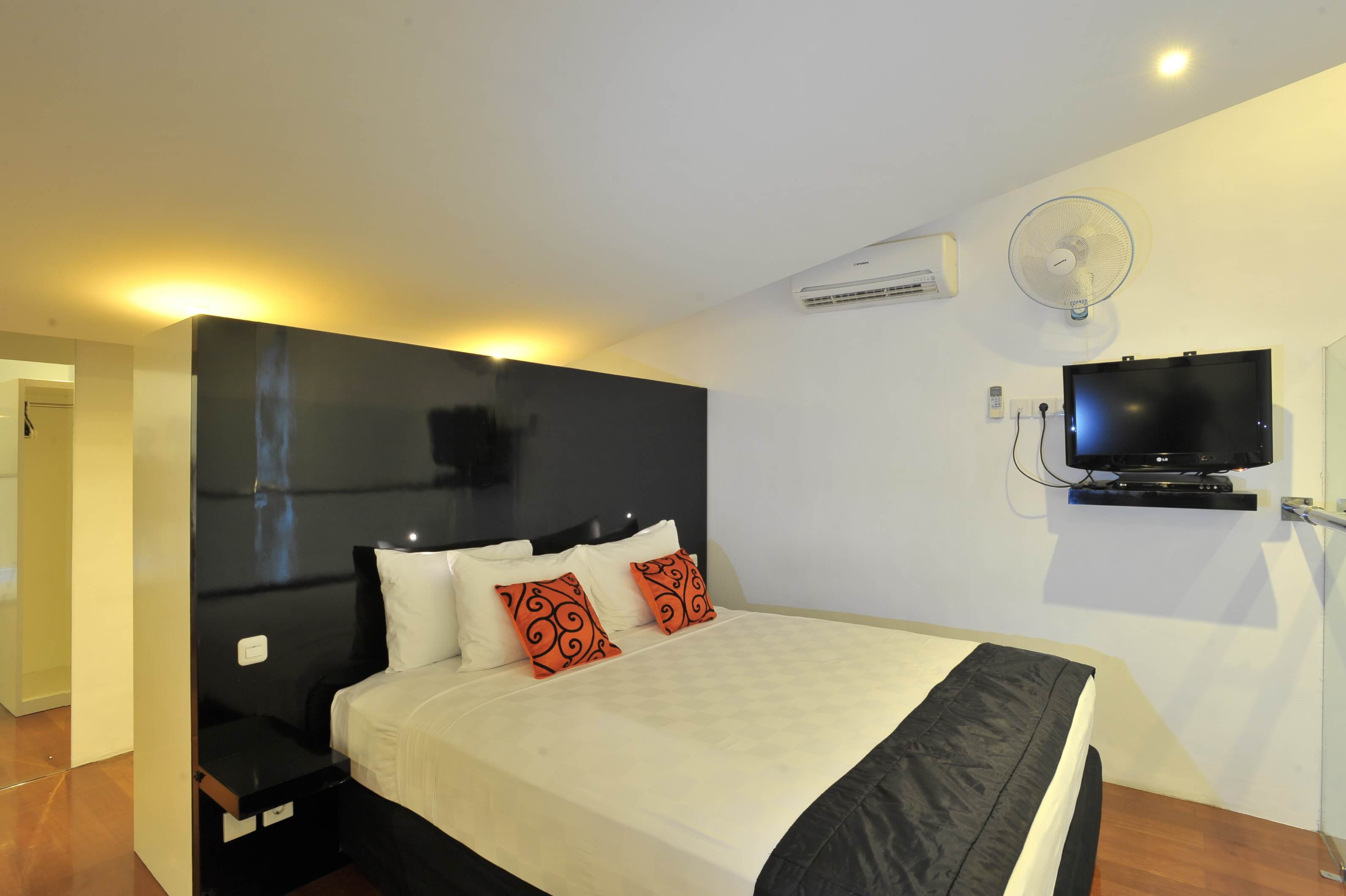 One Bedroom Apartment Affordable Luxury Accommodation Villas In Seminyak Bali Yarra Villas